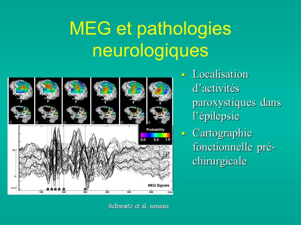 MEG et pathologies neurologiques