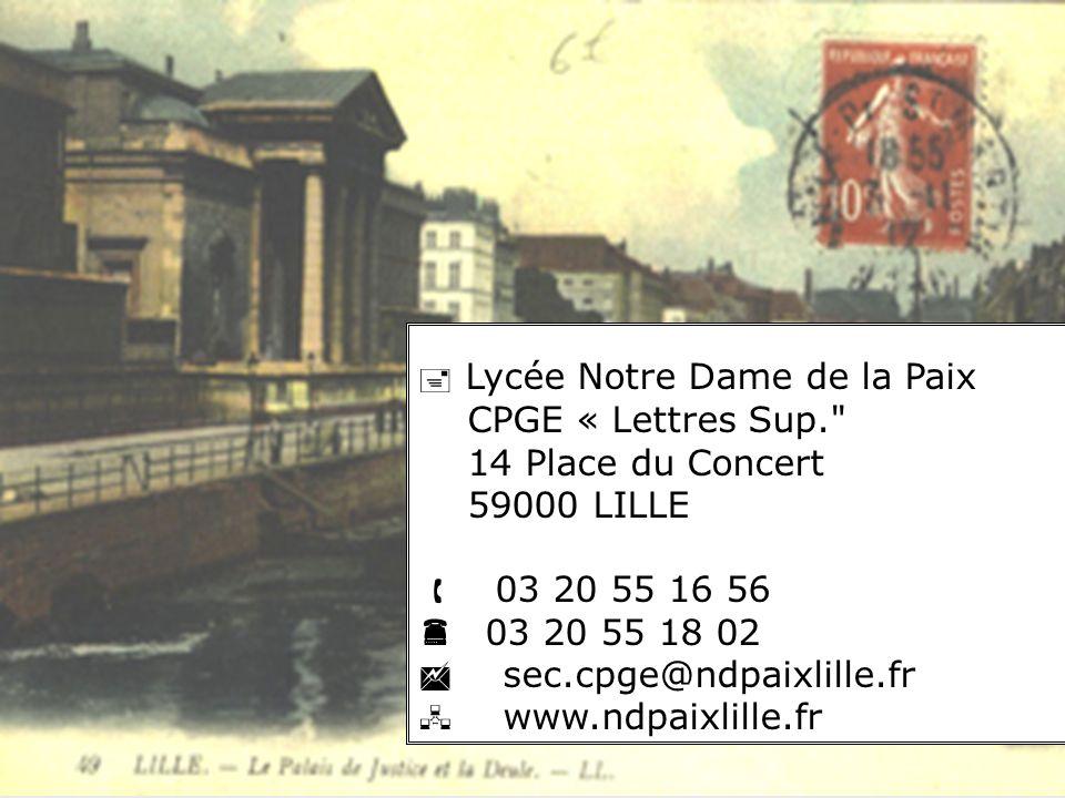  Lycée Notre Dame de la Paix