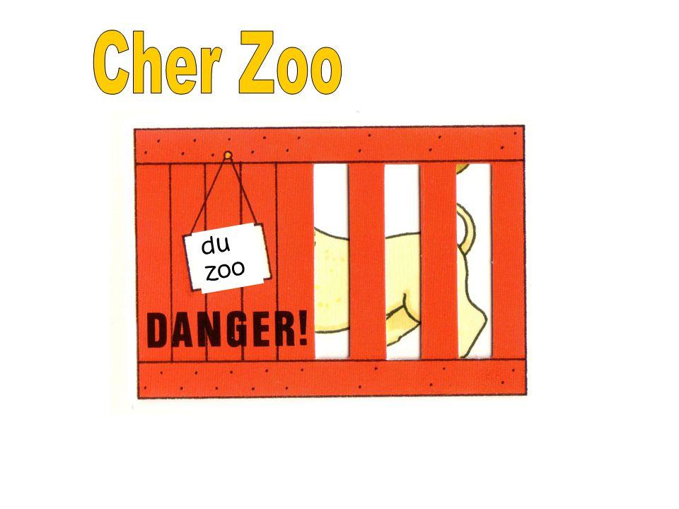 Cher Zoo du zoo