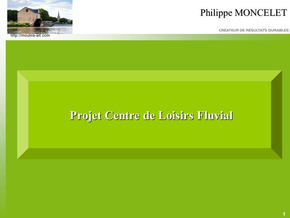 Projet Centre de Loisirs Fluvial