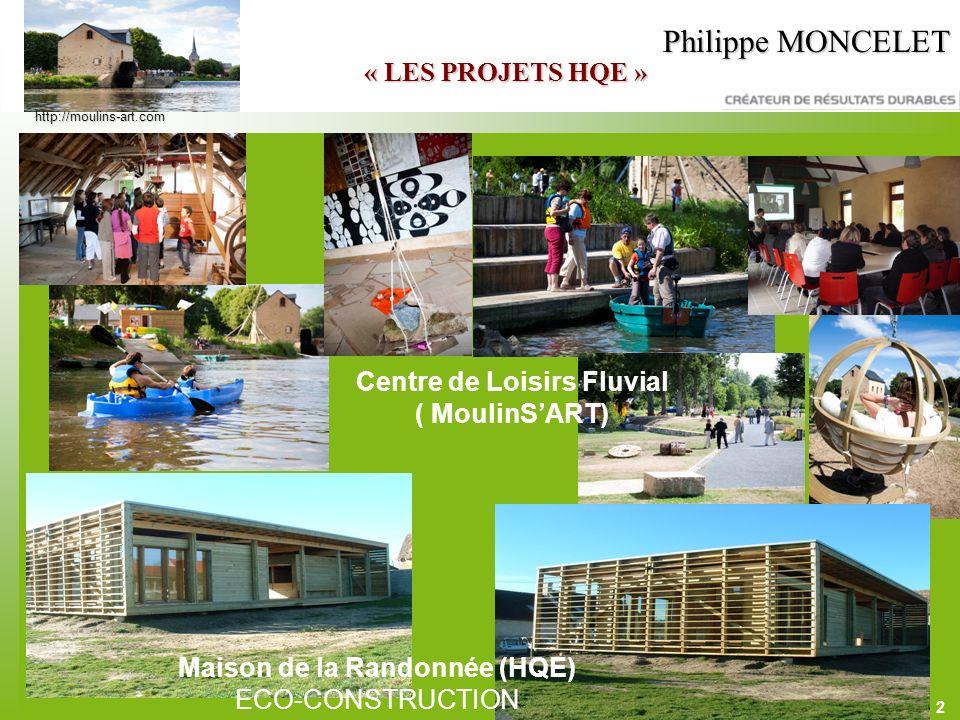 Centre de Loisirs Fluvial ( MoulinS'ART)