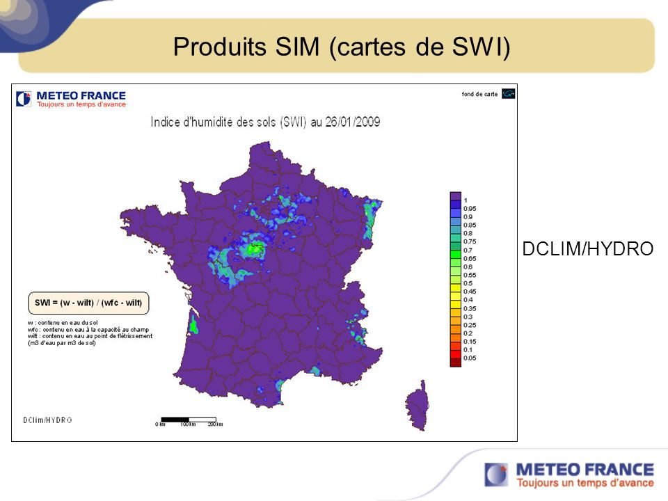 Produits SIM (cartes de SWI)