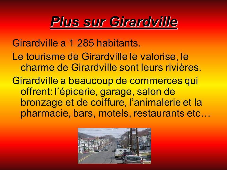 Plus sur Girardville Girardville a 1 285 habitants.