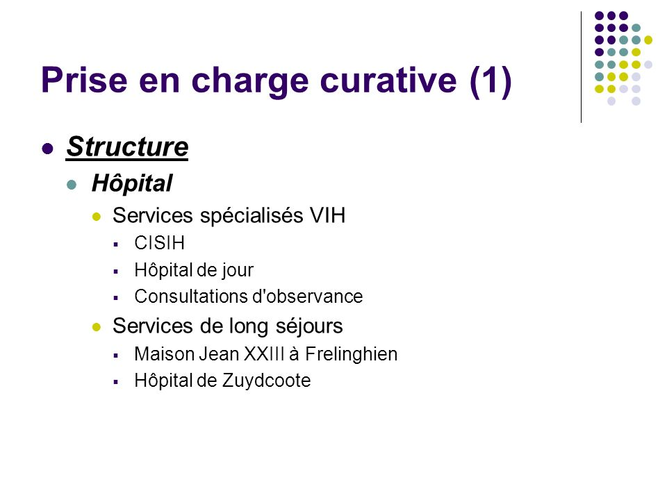 Prise en charge curative (1)