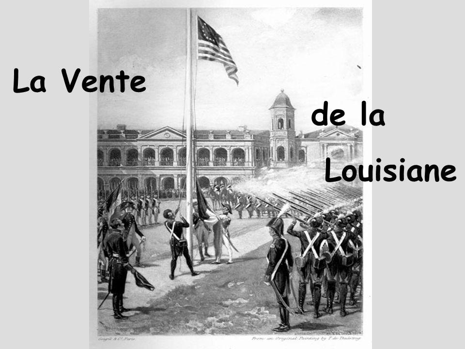 La Vente de la Louisiane