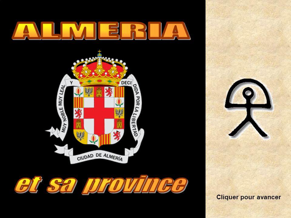 ALMERIA et sa province Cliquer pour avancer