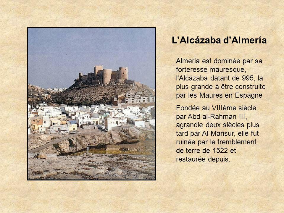 L'Alcázaba d'Almería