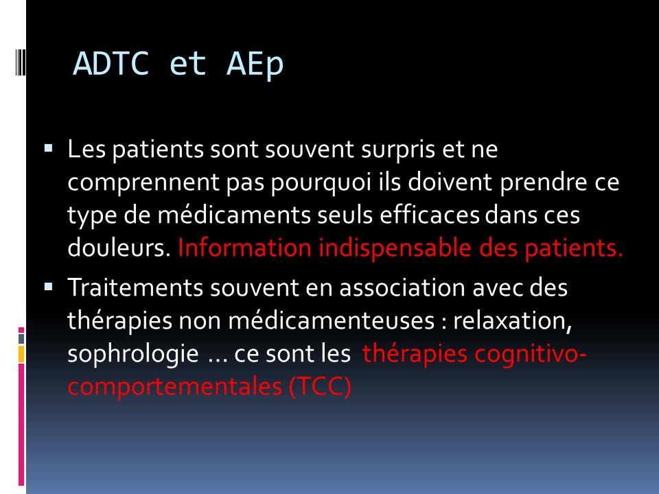 ADTC et AEp