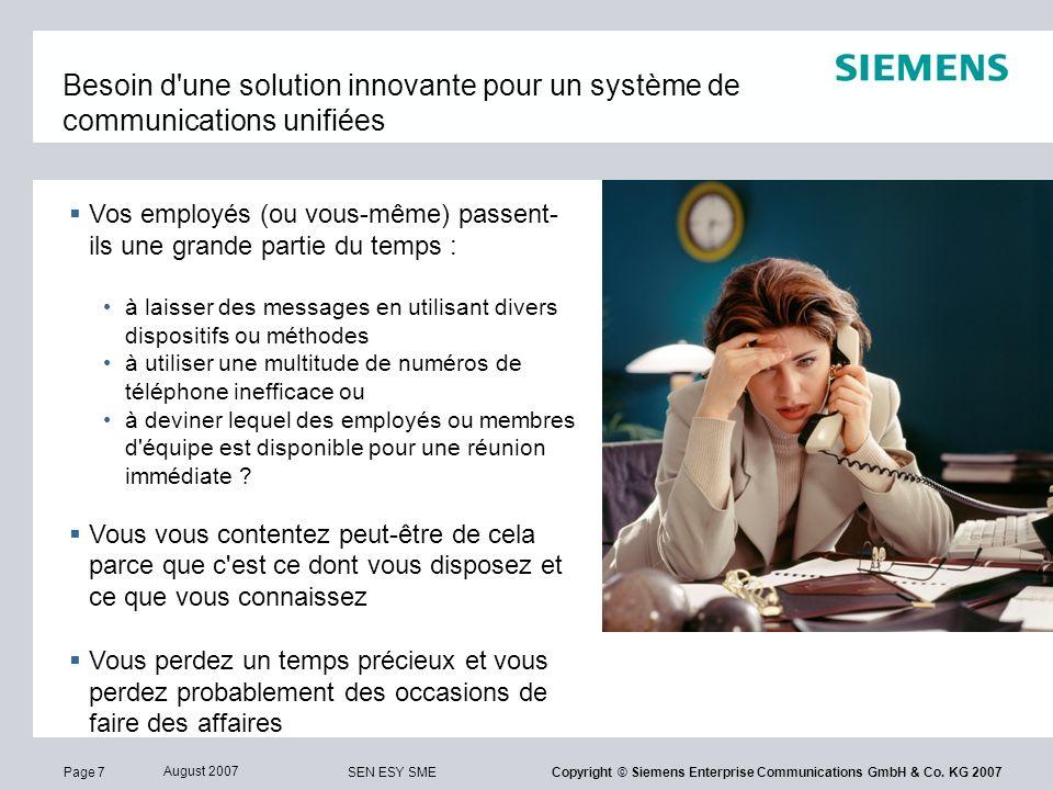 Besoin d une solution innovante pour un système de communications unifiées