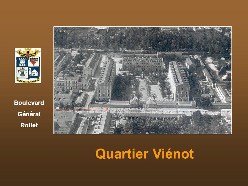 Boulevard Général Rollet Quartier Viénot