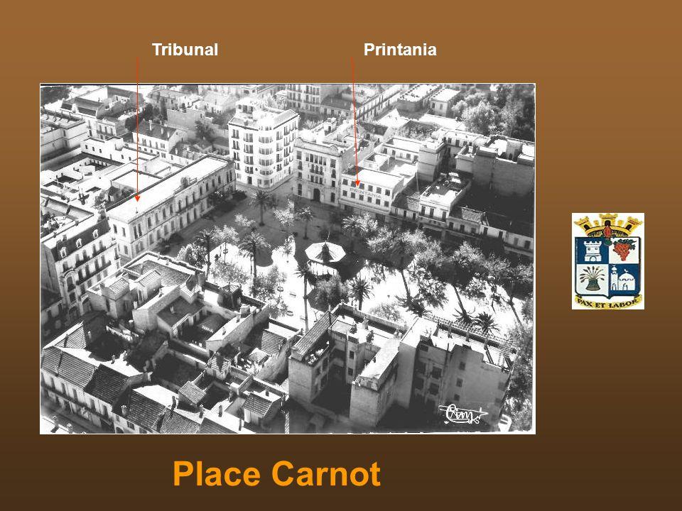 Tribunal Printania Place Carnot
