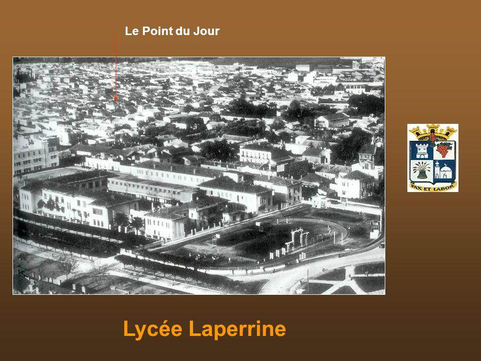Le Point du Jour Lycée Laperrine