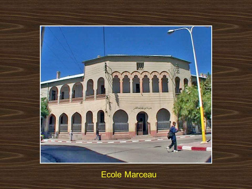 Ecole Marceau