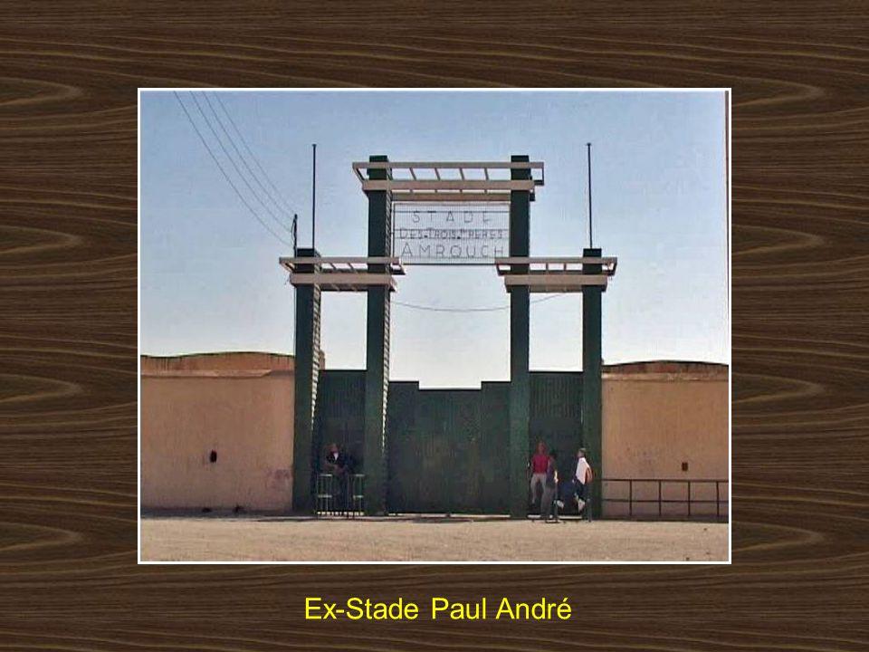 Ex-Stade Paul André