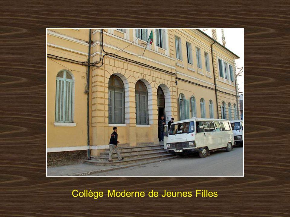 Collège Moderne de Jeunes Filles