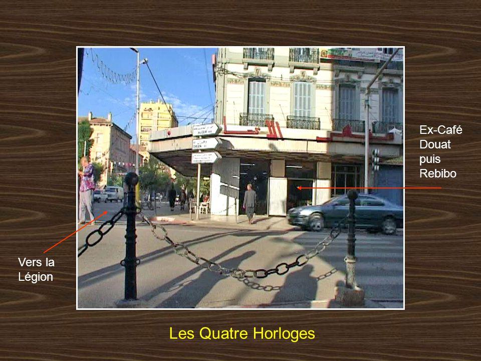 Ex-Café Douat puis Rebibo