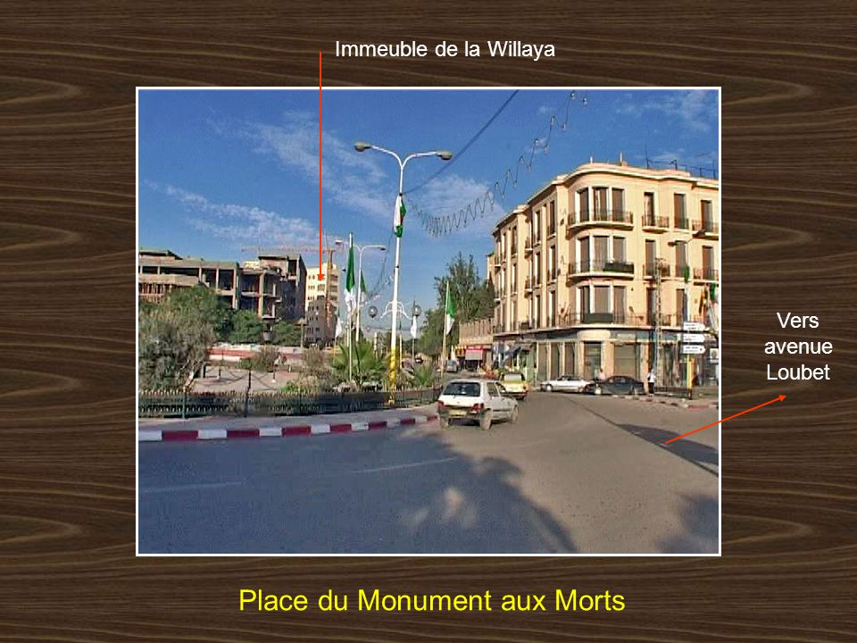 Place du Monument aux Morts