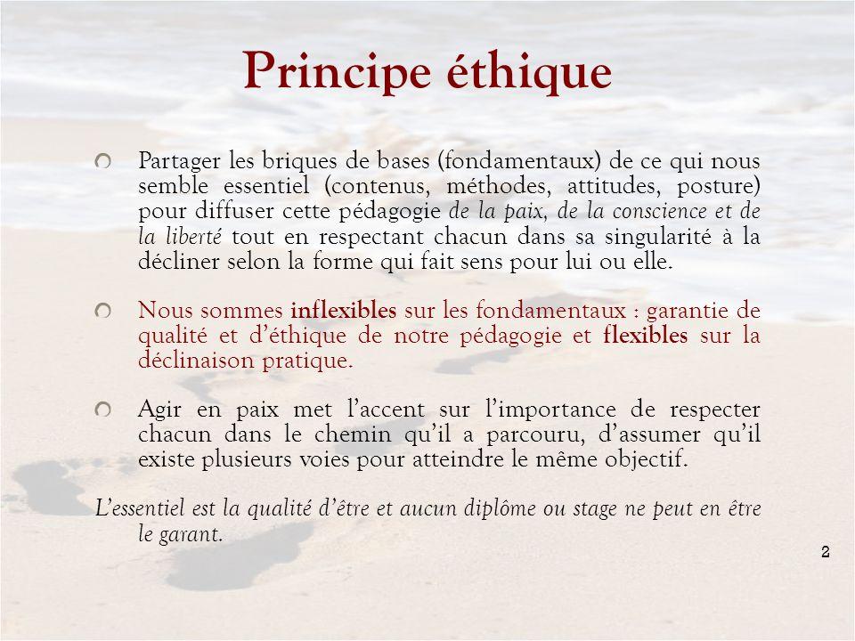 Principe éthique