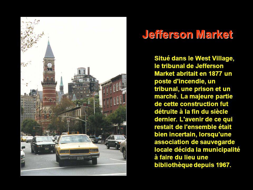 Jefferson Market