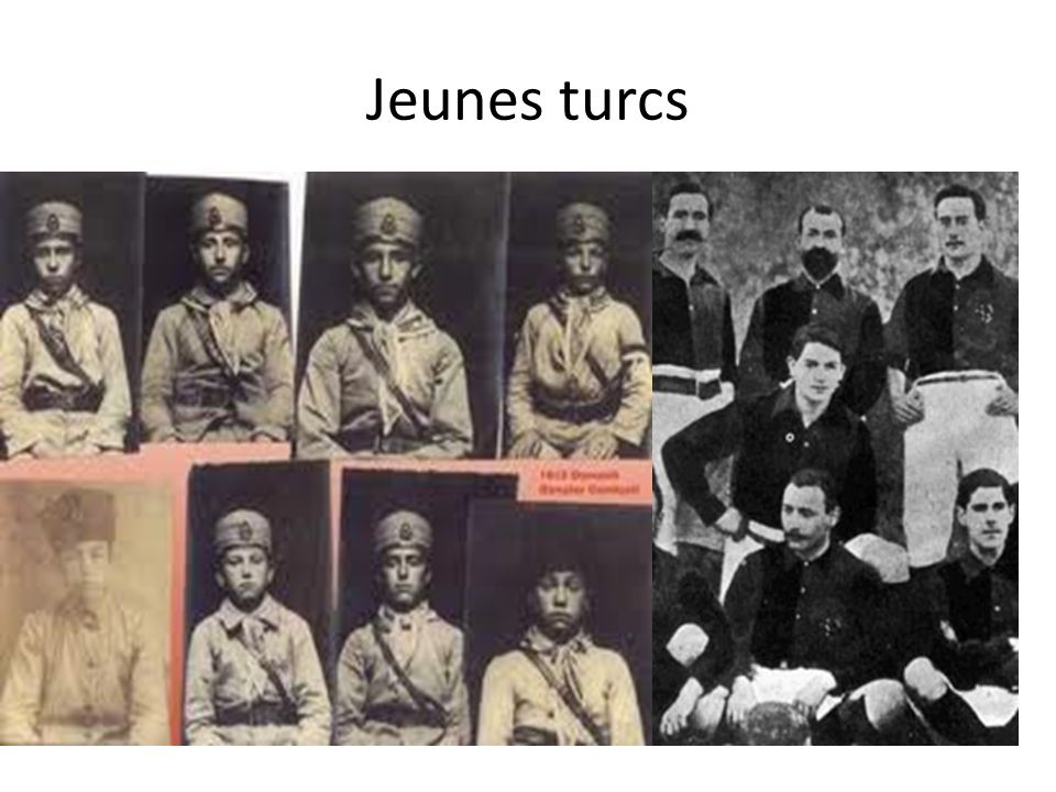 Jeunes turcs