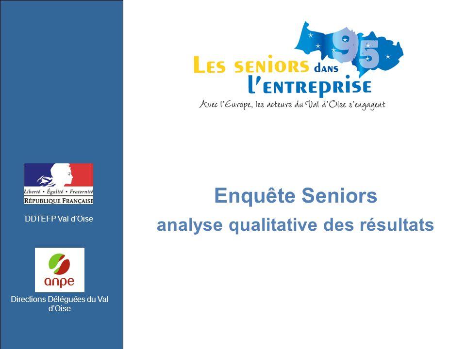 analyse qualitative des résultats