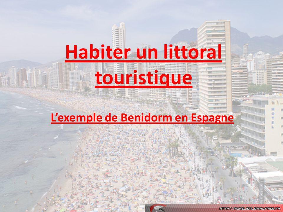 Habiter un littoral touristique
