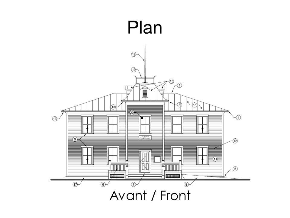 Plan Avant / Front