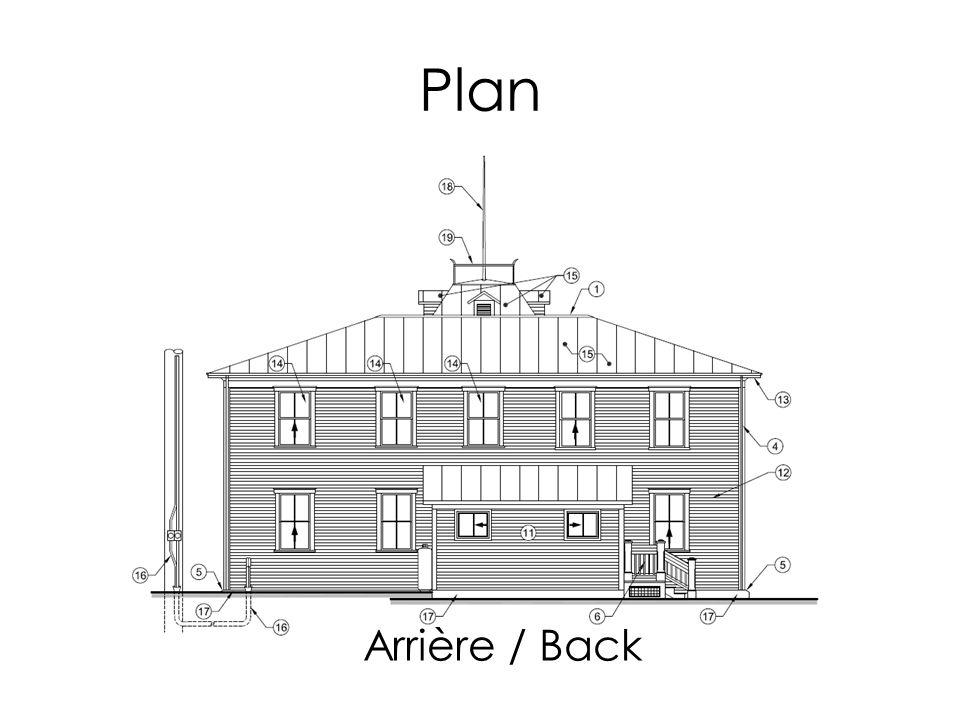 Plan Arrière / Back