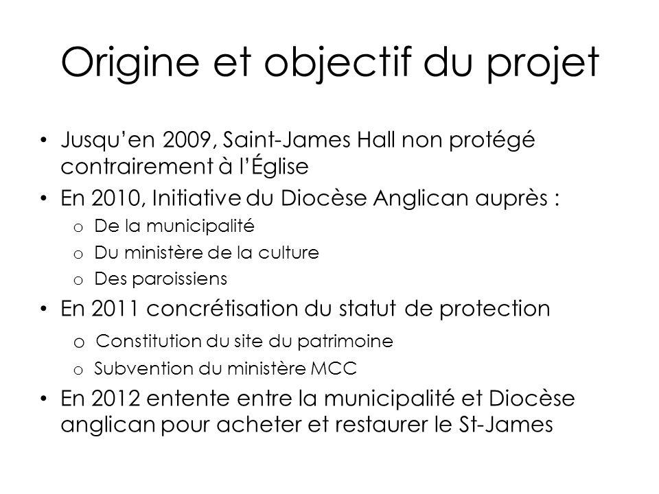 Origine et objectif du projet