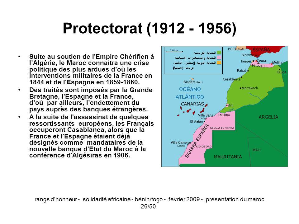Protectorat (1912 - 1956)