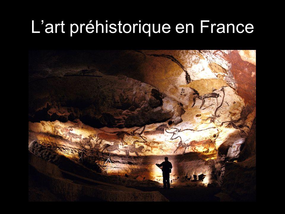 L'art préhistorique en France