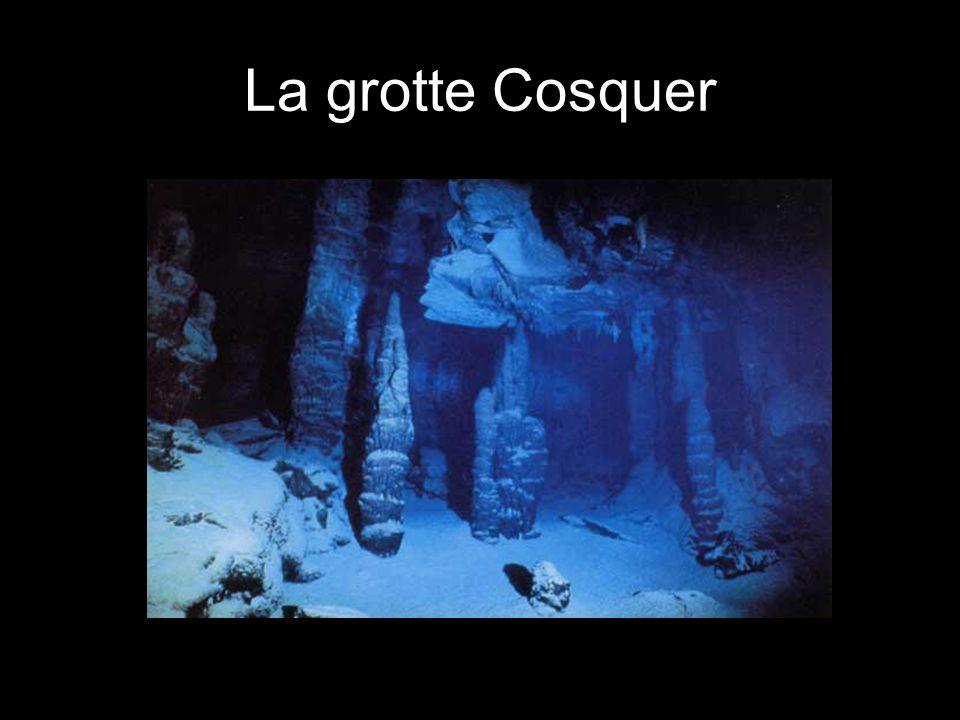 La grotte Cosquer