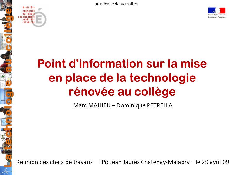 Marc MAHIEU – Dominique PETRELLA