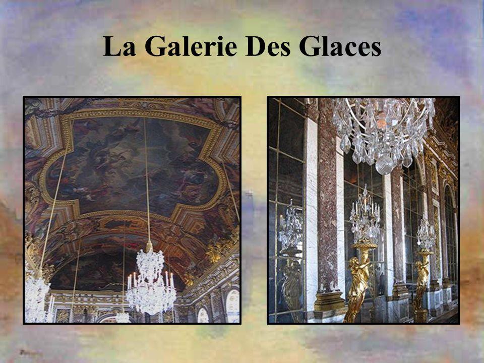 La Galerie Des Glaces