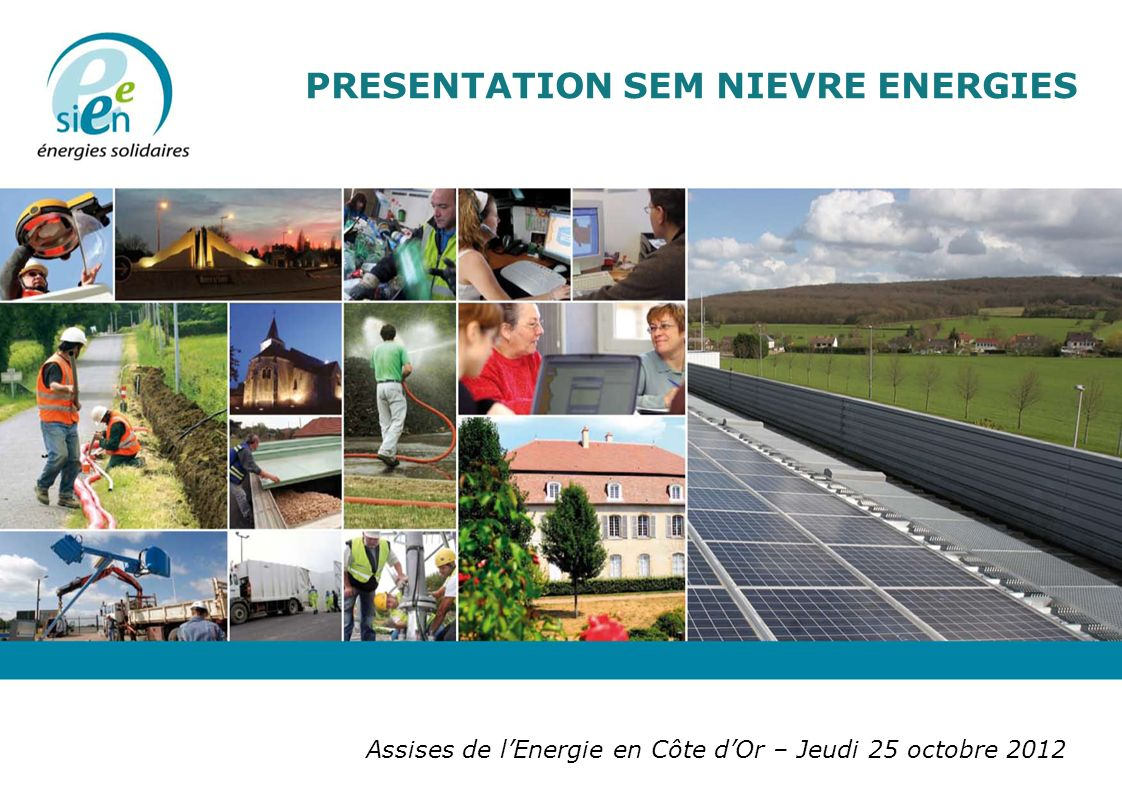 PRESENTATION SEM NIEVRE ENERGIES