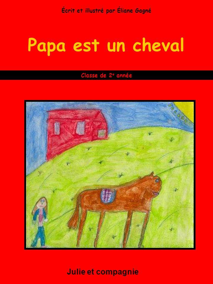 Écrit et illustré par Éliane Gagné