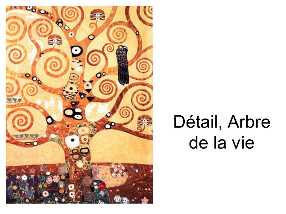 Détail, Arbre de la vie