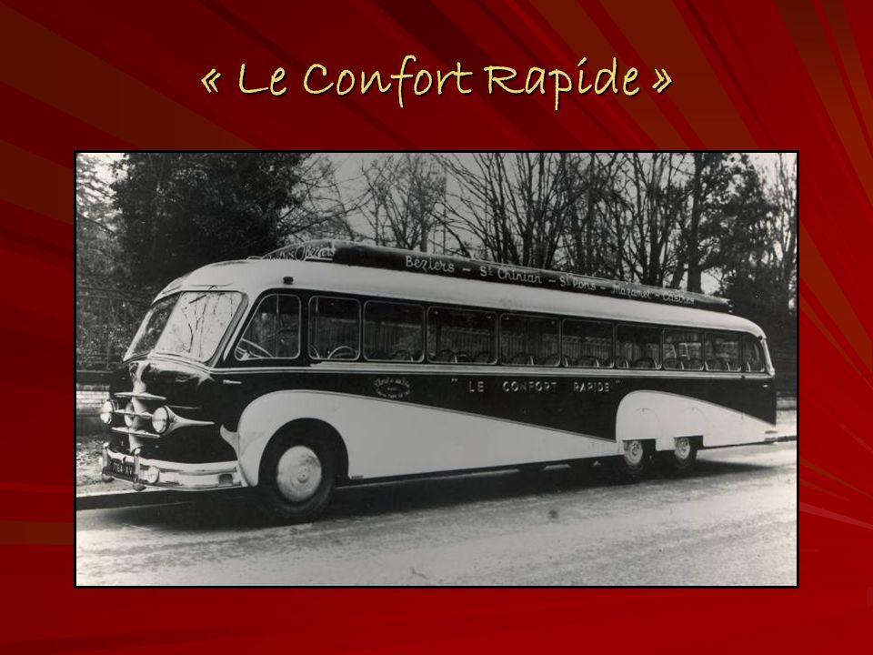 « Le Confort Rapide »