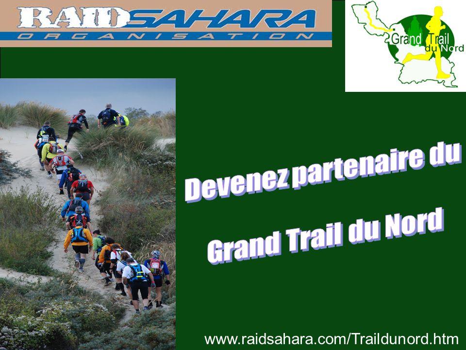 Devenez partenaire du Grand Trail du Nord