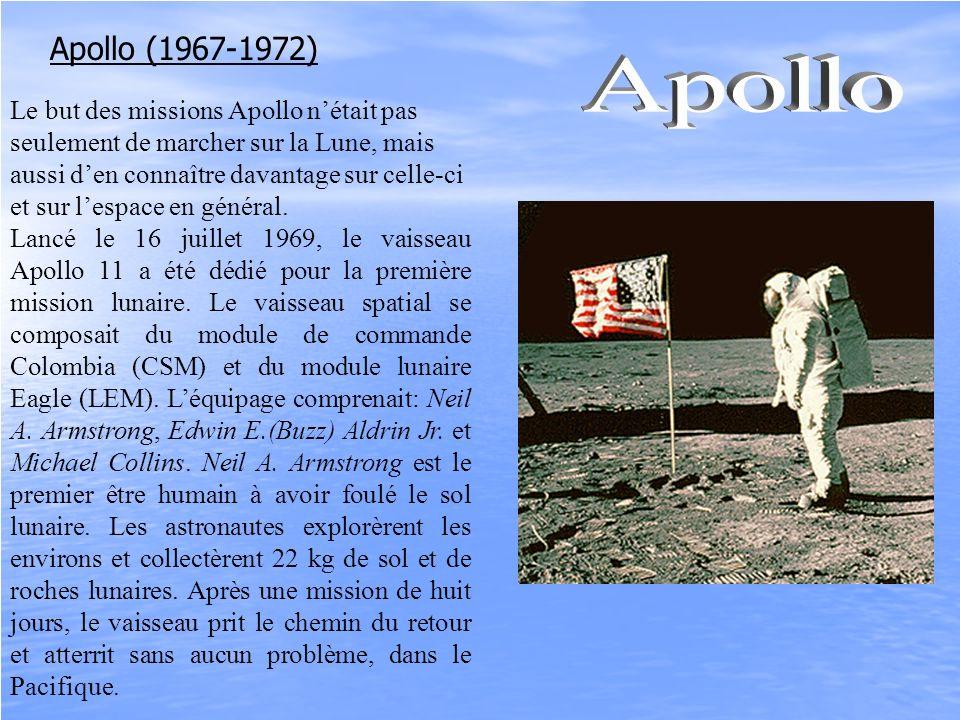 Apollo (1967-1972) Apollo.