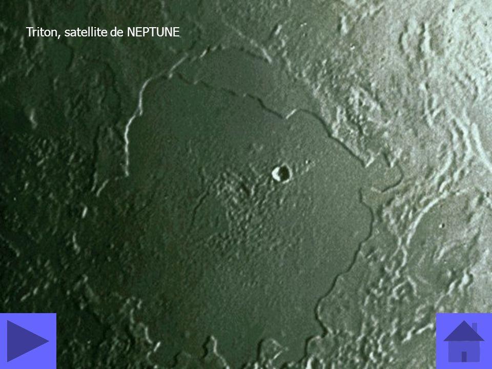 Triton, satellite de NEPTUNE