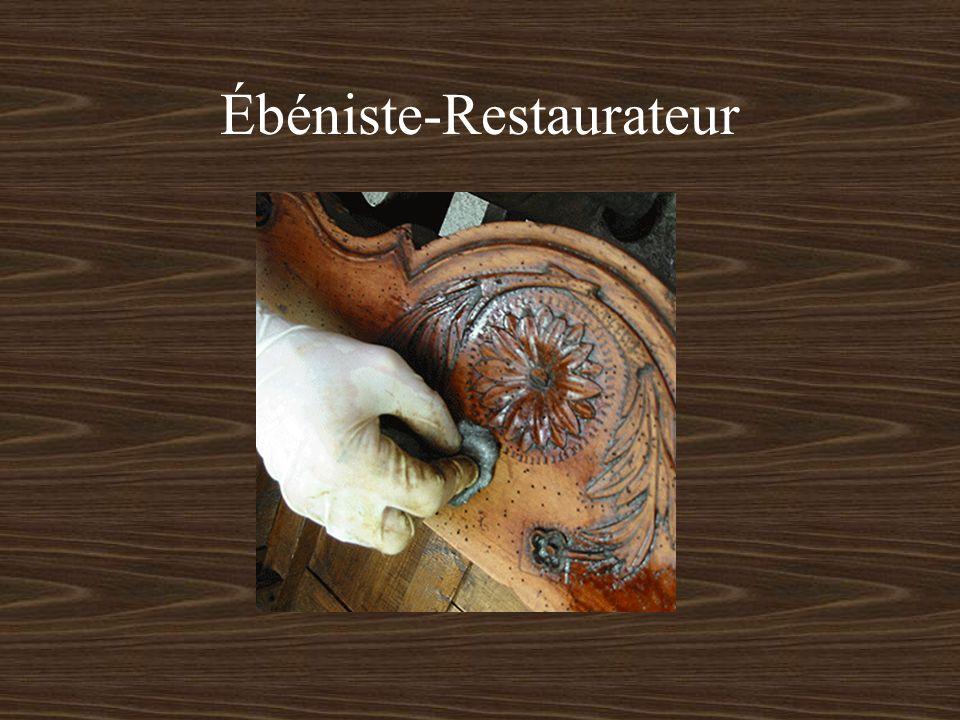 Ébéniste-Restaurateur