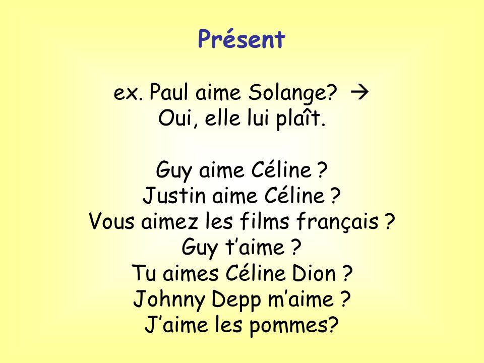 Vous aimez les films français