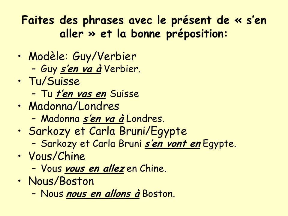 Sarkozy et Carla Bruni/Egypte Vous/Chine Nous/Boston