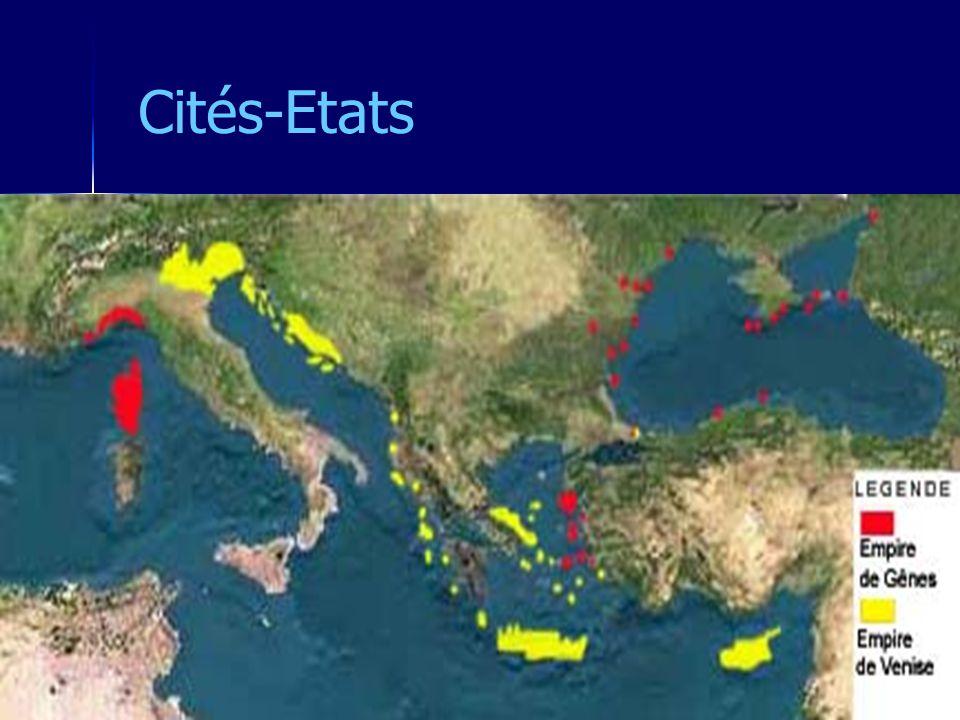 Cités-Etats Venise : les Doges guildes
