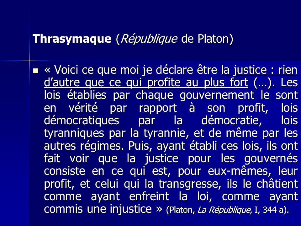 Thrasymaque (République de Platon)