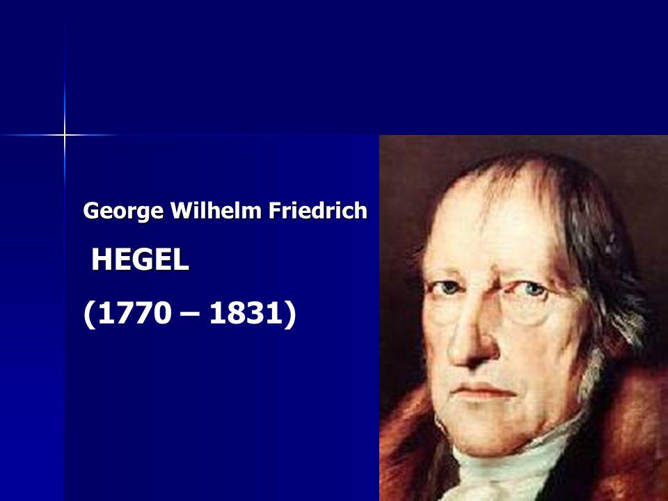 George Wilhelm Friedrich