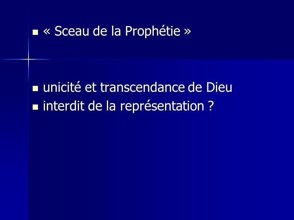 « Sceau de la Prophétie »