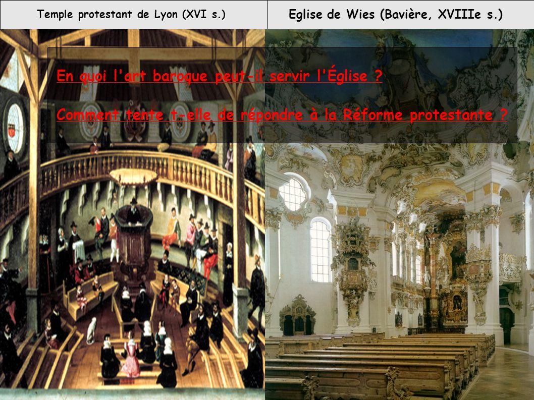 En quoi l art baroque peut-il servir l Église