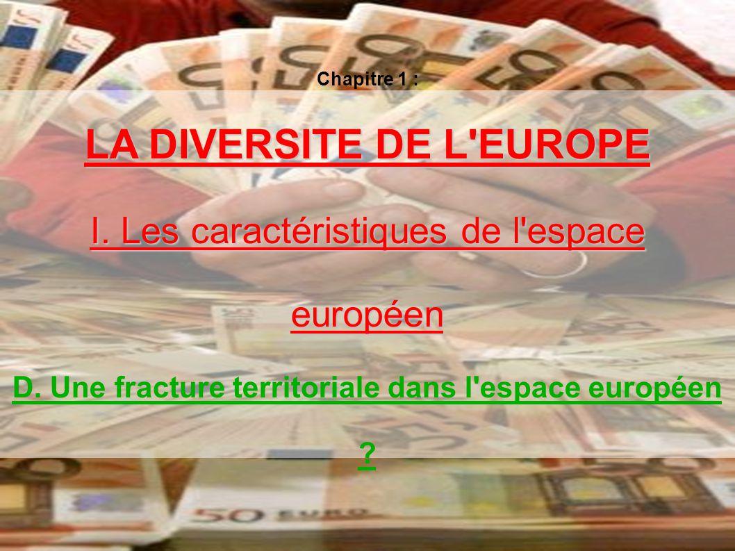 LA DIVERSITE DE L EUROPE